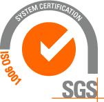 SGS Certifikacijska markica